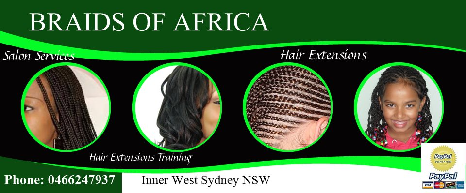 191 Burwood Road   - BRAIDS OF AFRICA
